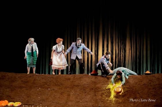 Lakmé (Rose) - Opéra Comique - © Claire Besse