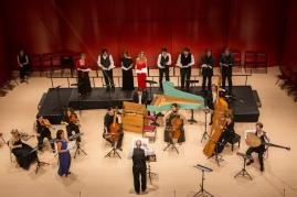 Orfeo (Musa et Proserpina) - Ensemble La Fenice - Auditorium Torroella de Montgri © Marti Artalejo
