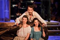 Barcarolle des Contes d'Hoffmann, Opéra Comique © Stéfan Brion