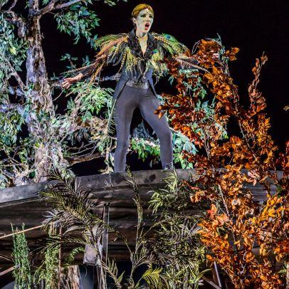 Siegfried ou Qui deviendra le Seigneur de l'Anneau, Opéra de Saint-Etienne © Marc Larcher